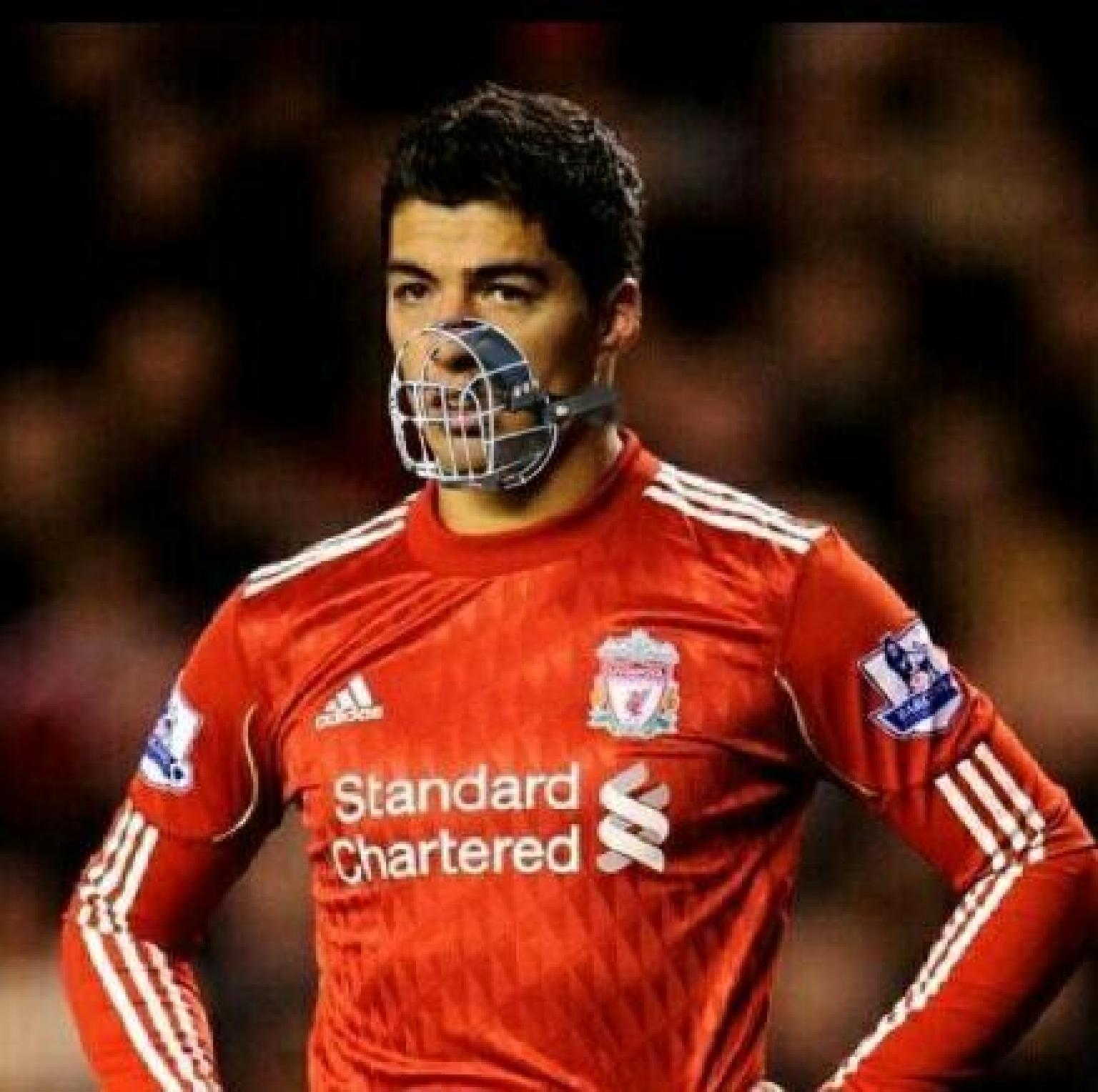 Luis Suarez Suspended For World Cup Banned From The Sport For 4