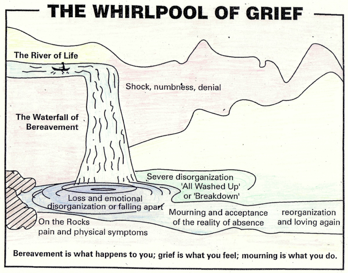 MECFS and Emotions Anticipatory Grieving Grief and The Impact on